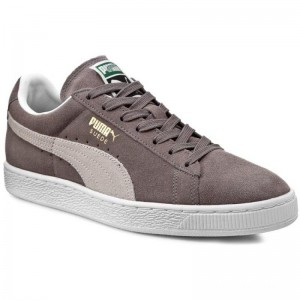 Black Friday 2020 | Puma Sneakers Suede Classic + 352634 66 Steeple Gray/White