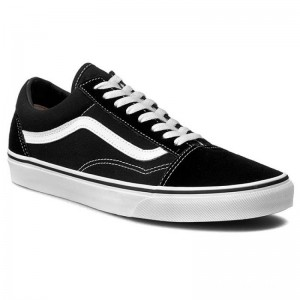 Black Friday 2020 | Vans Tennis Old Skool VN000D3HY28 Black/White