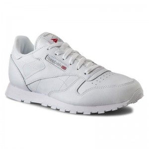 Reebok Chaussures Classic Leather 50151 White