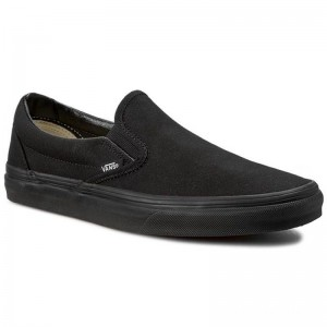 [Vente] Vans Tennis Classic Slip-On VN-0EYEBKA Black