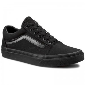 Black Friday 2020 | Vans Tennis Old Skool VN000D3HBKA Black