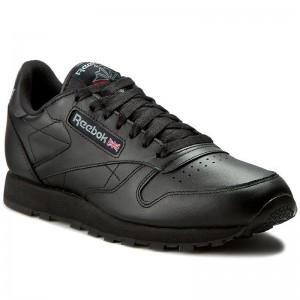 Black Friday 2020 | Reebok Chaussures Cl Lthr 2267 Black