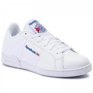 Black Friday 2020 | Reebok Chaussures Npc II 1354 White/White