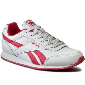 Black Friday 2020 | Reebok Chaussures Royal Cljog 2 V70489 White/Fearless Pink