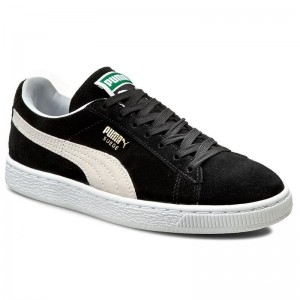 Black Friday 2020 | Puma Sneakers Suede Classic+ 352634 03 Black/White