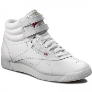 Black Friday 2020 | Reebok Chaussures F/S Hi 2431 White/Silver