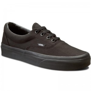 Black Friday 2020 | Vans Tennis Era VN000QFKBKA Black/Black