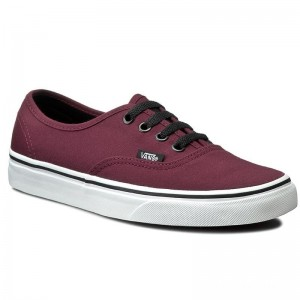 Vans Tennis Authentic VN000QER5U8 Port Royale/Black