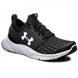 Black Friday 2020 | Under Armour Chaussures Ua W Drift Rn 1274073-003 Blk/Wht/Wht
