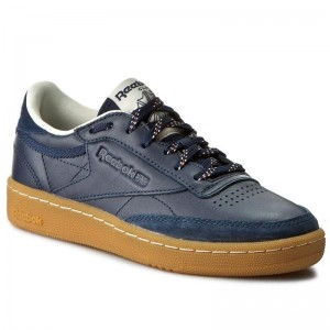 Reebok Chaussures Club C 85 Shades BD1581 Navy/Classic White