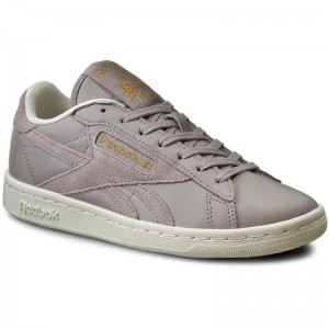 Reebok Chaussures Npc Uk Ad BD4634 Whisper Grey/Classic Wht