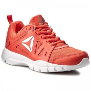 Reebok Chaussures Trainfusion Nine 2.0 BD4789 Fire Coral/Wht/Grey