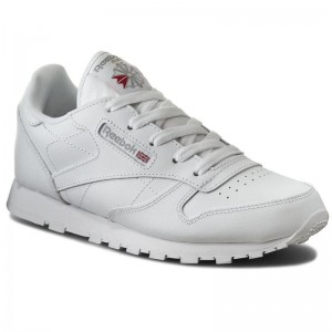 Reebok Chaussures Classic Leather 50172 White