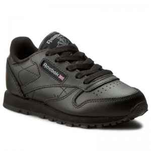 Reebok Chaussures Classic Leather 50170 Black