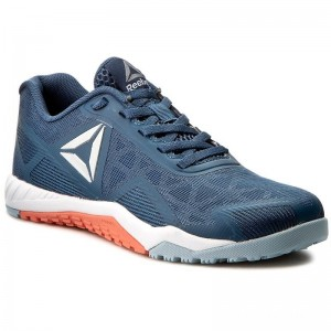Reebok Chaussures Ros Workout Tr 2.0 BD5128 Blue/Grey/Pink/Silver
