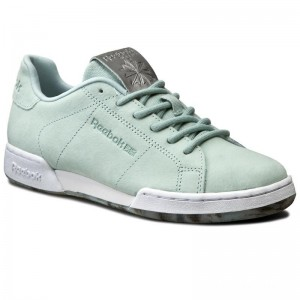 Reebok Chaussures Npc II Ne Met BD1523 Seaside Grey/White/Pewter