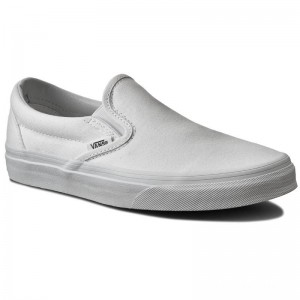Black Friday 2020 | Vans Tennis Classic Slip-On VN000EYEW00 True White