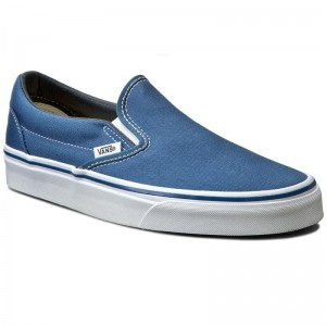 Black Friday 2020 | Vans Tennis Classic Slip-On VN-0ENVY Navy