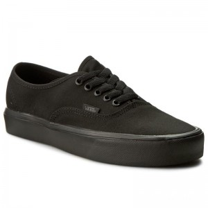 [Vente] Vans Tennis Authentic Lite VN0A2Z5J186 Black/Black