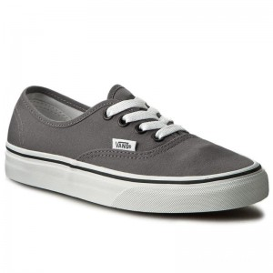 Vans Tennis Authentic VN0JRAPBQ Pewter/Black