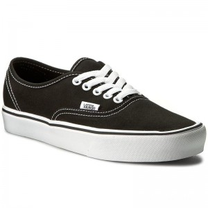 Vans Tennis Authentic Lite VN0A2Z5J187 (Canvas) Black/White