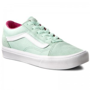 [Vente] Vans Tennis Old Skool Lite VN0A38HCN0U (Pop) Bay/True White
