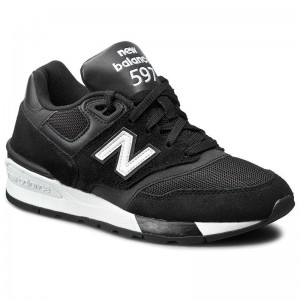 New Balance Sneakers ML597AAC Noir