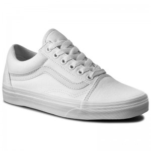 Black Friday 2020 | Vans Tennis Old Skool VN000D3HW00 True White