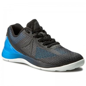 Reebok Chaussures Crossfit Nano 7.0 B BD5118 Blue/Black/White/Lead