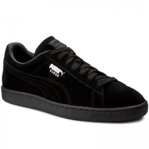 Puma Sneakers Suede Classic+ 352634 77 Black/Dark Shadow