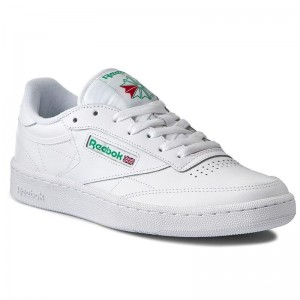 Reebok Chaussures Club C 85 AR0456 White/Green