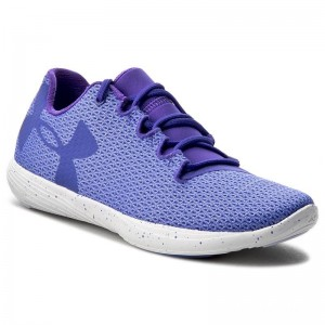 Under Armour Chaussures Ua W Street Prec Low Speckle 1297007-758 Pcc/Wht/Pcc