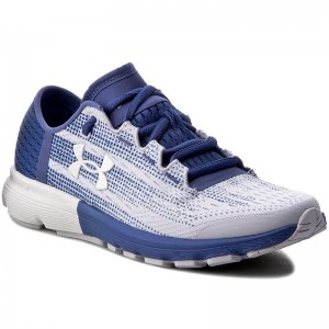 Under Armour Chaussures Ua W Speedform Velociti 1285496-500 Lic/Spl/Wht