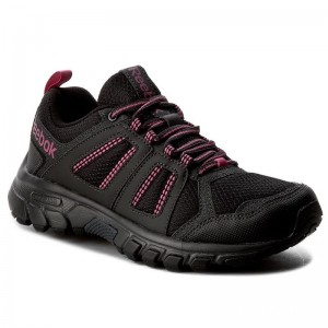 Black Friday 2020 | Reebok Chaussures Dmxride Comfort Rs 3.0 M45552 Black/Gravel/Pink
