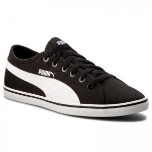 Puma Tennis Elsu V2 Cv 359940 03 Black/White