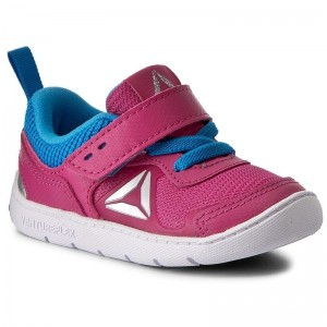 Reebok Chaussures Ventureflex stride 5.0 BS5605 Charged Pink/Blue/Wht
