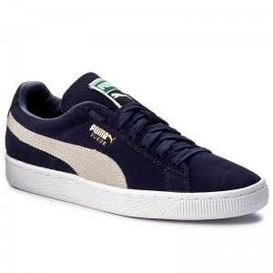 Black Friday 2020 | Puma Sneakers Suede Classic + 356568 51 Peacoat/white