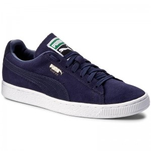 Black Friday 2020 | Puma Sneakers Suede Classic+ 356568 52 Peacoat/Peacoat/White