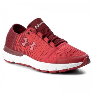 Under Armour Chaussures Ua Speedform Gemini 3 Gr 1298535-600 Crd/Red/Crd