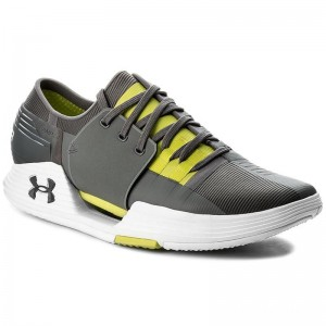 Black Friday 2020 | Under Armour Chaussures Ua Speedform Amp 2.0 1295773-040 Gph/Smy/Gph
