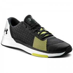 Under Armour Chaussures Ua Showstopper 1295774-016 Ath/Wvi/Ath