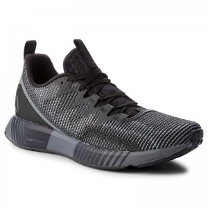 Reebok Chaussures Fusion Flexweave CN2426 Black/Alloy/Flint Grey