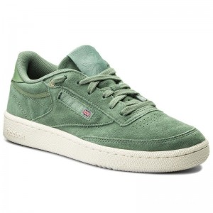 Reebok Chaussures Club C 85 Mcc CM9297 Manilla Light/Chalk