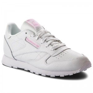 Reebok Chaussures Classic Leather Metallic CM9323 White
