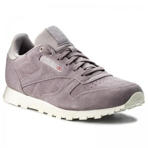 Reebok Chaussures Cl Leather Mcc CM9999 Paris/Chalk