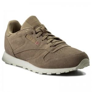 Reebok Chaussures Cl Leather Mcc CN0000 Duck Season/Chalk