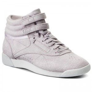 Black Friday 2020 | Reebok Chaussures F/S Hi Nbk CN0603 Quartz/White