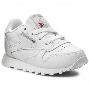 Reebok Chaussures Classic Leather Infants 50192 White