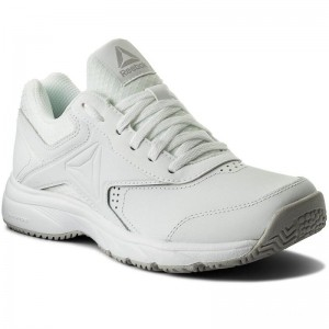 Reebok Chaussures Work N Cushion 3.0 BS9525 White/Steel