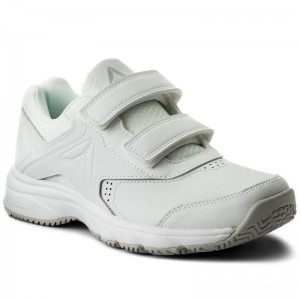 Reebok Chaussures Work N Cushion 3.0 Kc BS9531 White/Steel